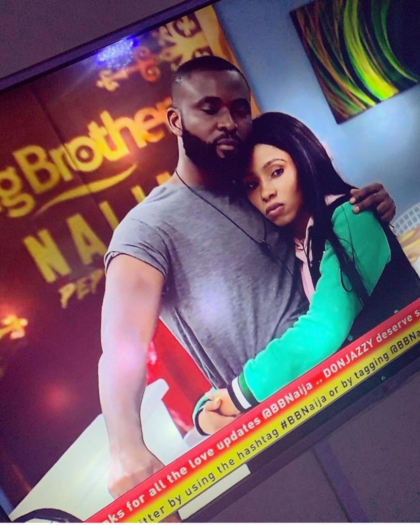 Bbnaija 2019 - Video Vixen, Mercy and Gedoni Sparks Off New Romance In The House