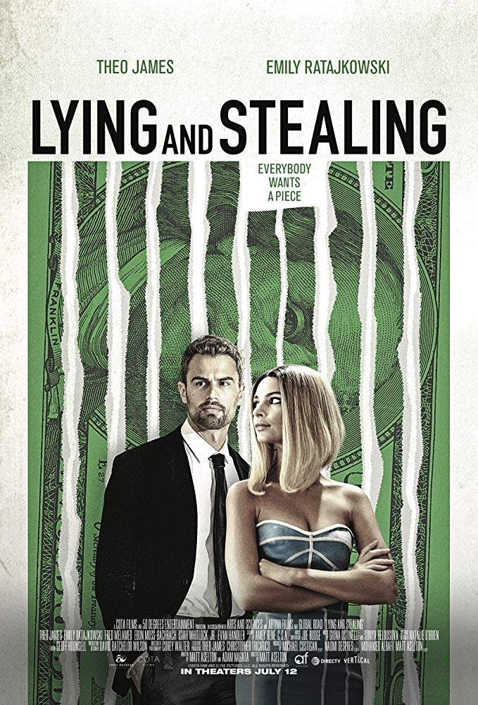 DOWNLOAD MOVIE: Lying and Stealing (2019)