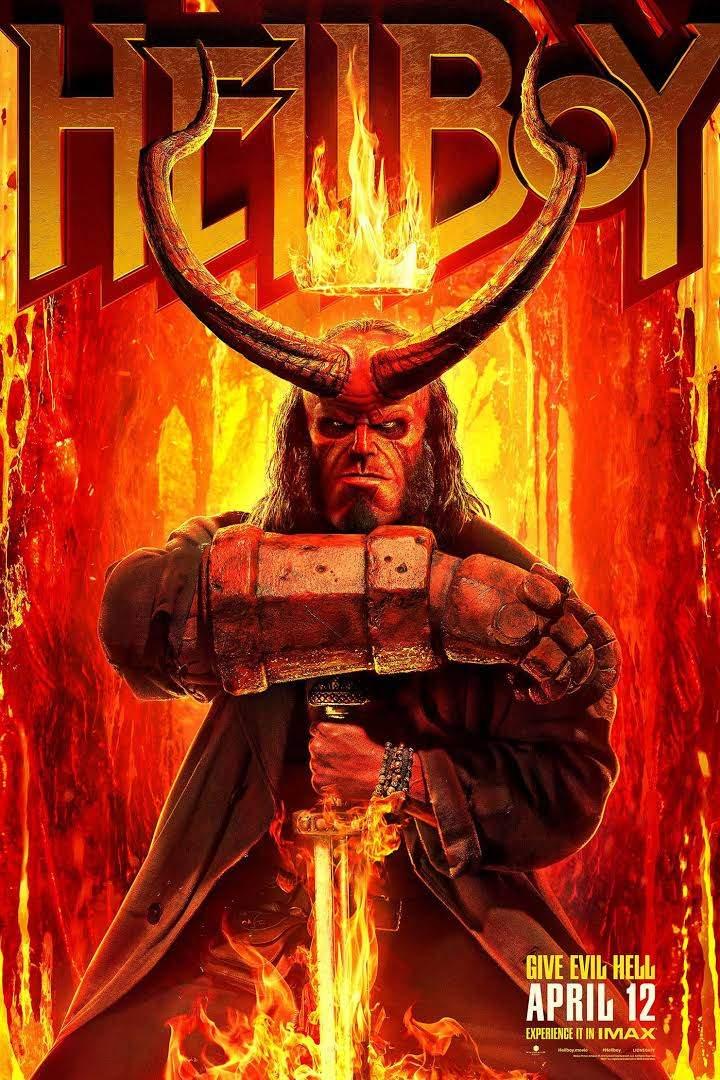 DOWNLOAD MOVIE: Hellboy (2019) [HC-HDRip]