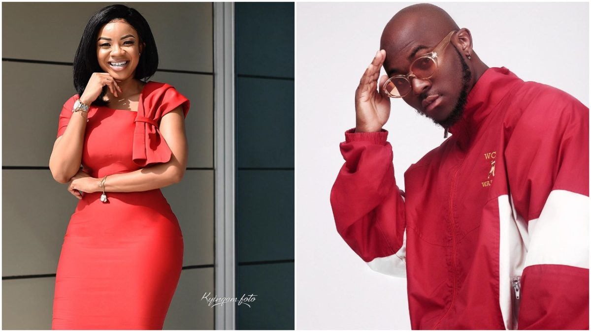 I'm in love with my music not Serwaa Amihere – King Promise