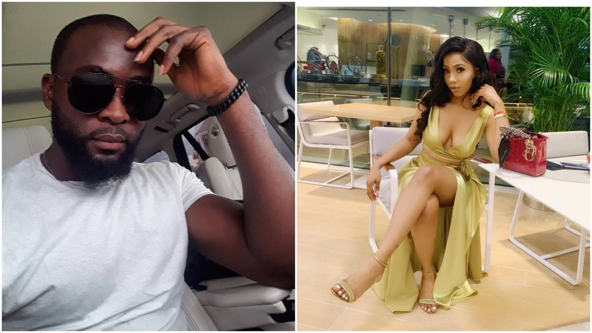 Video Vixen, Mercy and Gedoni Sparks Off New Romance In The House