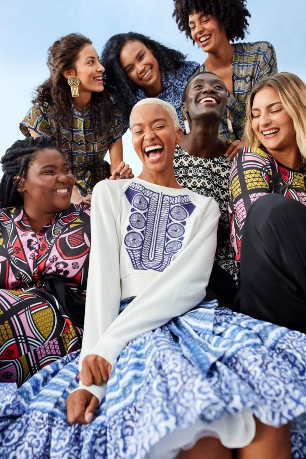 'Mantsho' of South Africa becomes the first African company to collaborate with H&M