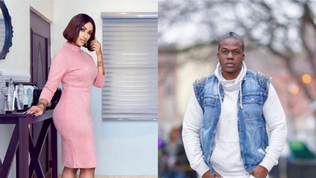 Iceberg Slim writes heartfelt apologies to Ex-Ghanaian girlfriend, Actress Juliet Ibrahim
