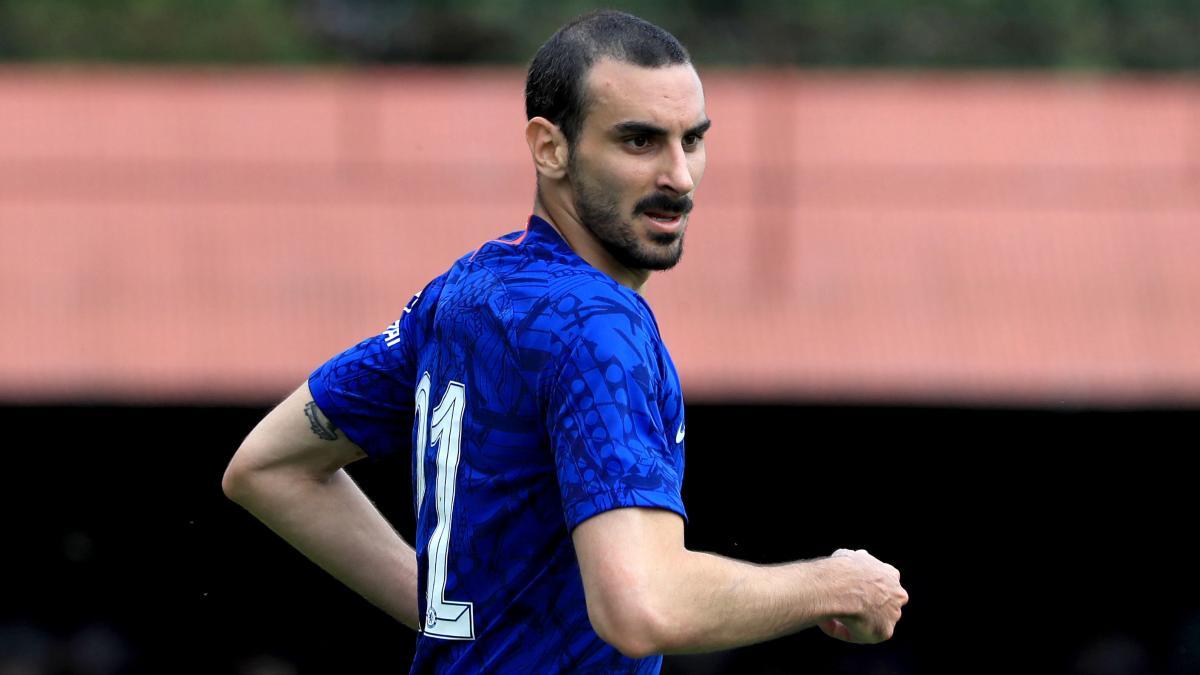 Zappacoasta joins Roma from Chelsea on loan