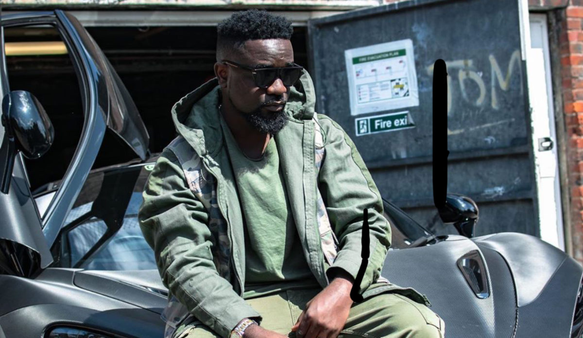 Making Upcoming Artistes Pay For Features Isn't Wrong - Sarkod