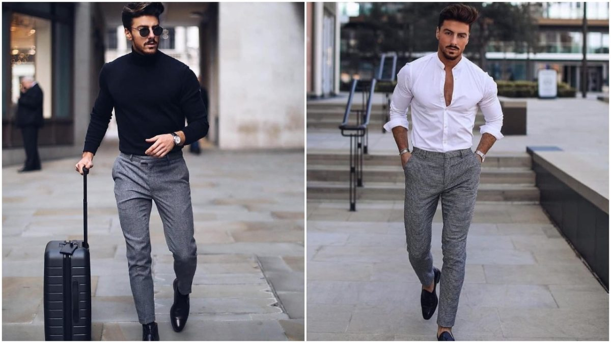 Business Casuals Outfit Ideas for Men