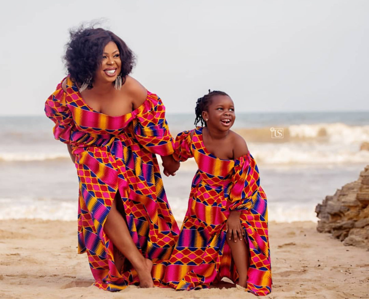 My little Daughter Can Boast of Being Sensible than Wendy Shay- Afia Schwarzenegger