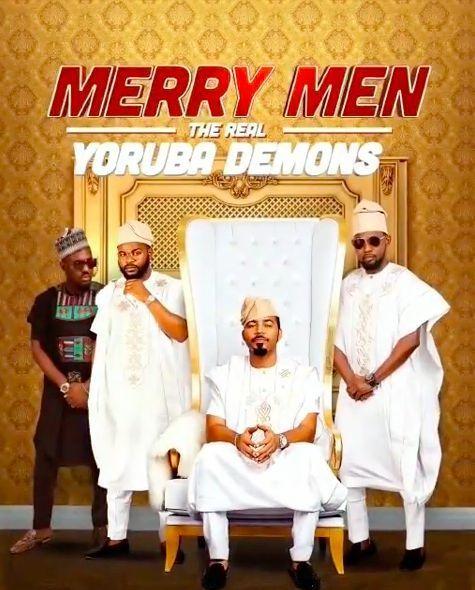 Merry Men - The Real Yoruba Demons