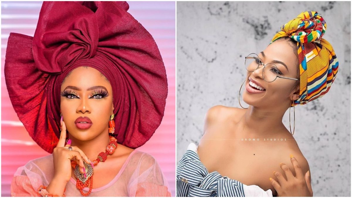 Ladies!!! Checkout These  Trendy Gele Styles