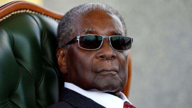 Former Zimbabwean President, Robert Mugabe, dies at age 95
