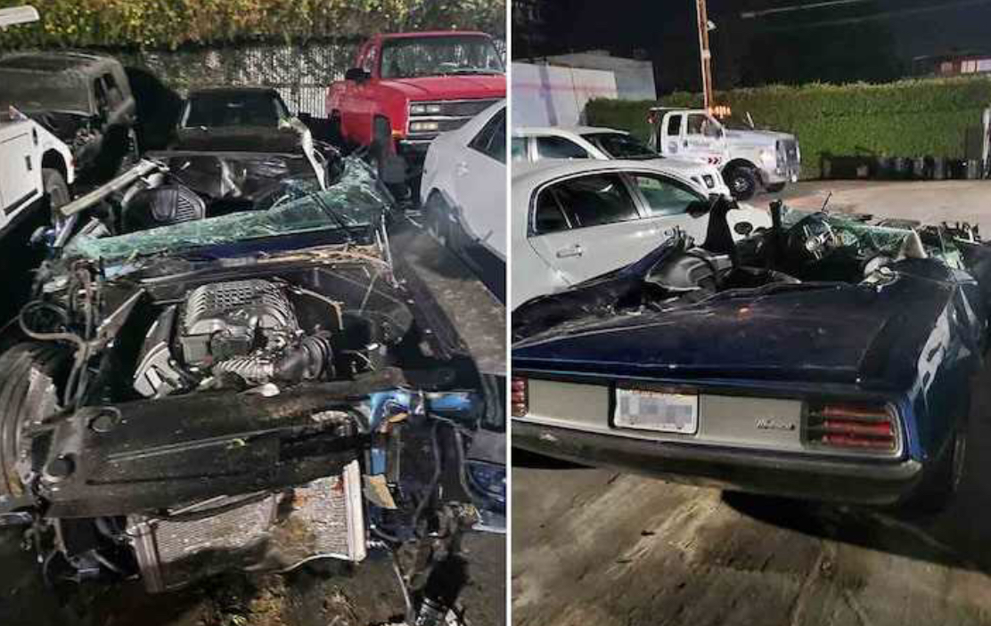 Kevin Hart Involved In Car Accident, Suffers Bad Injuries