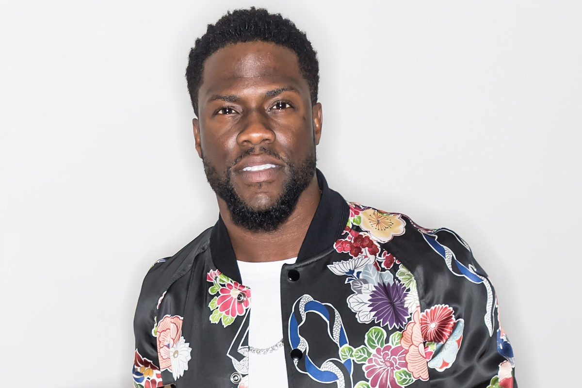 Kevin Hart Discharged From Hospital