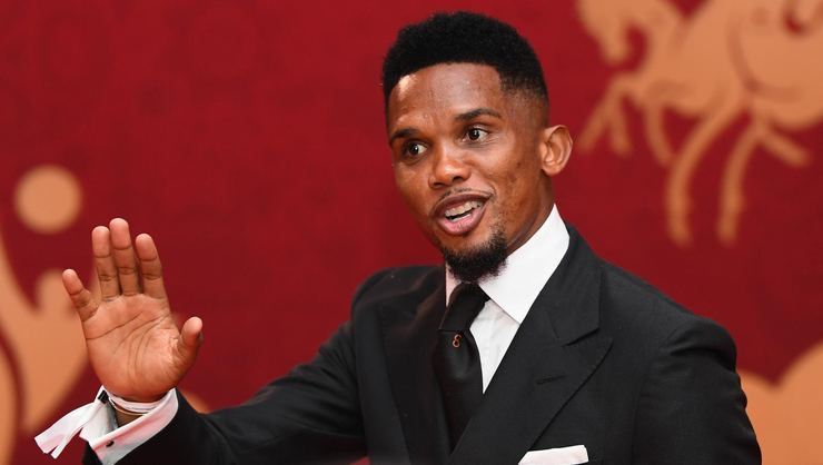 Samuel Eto officially announces retirement from football