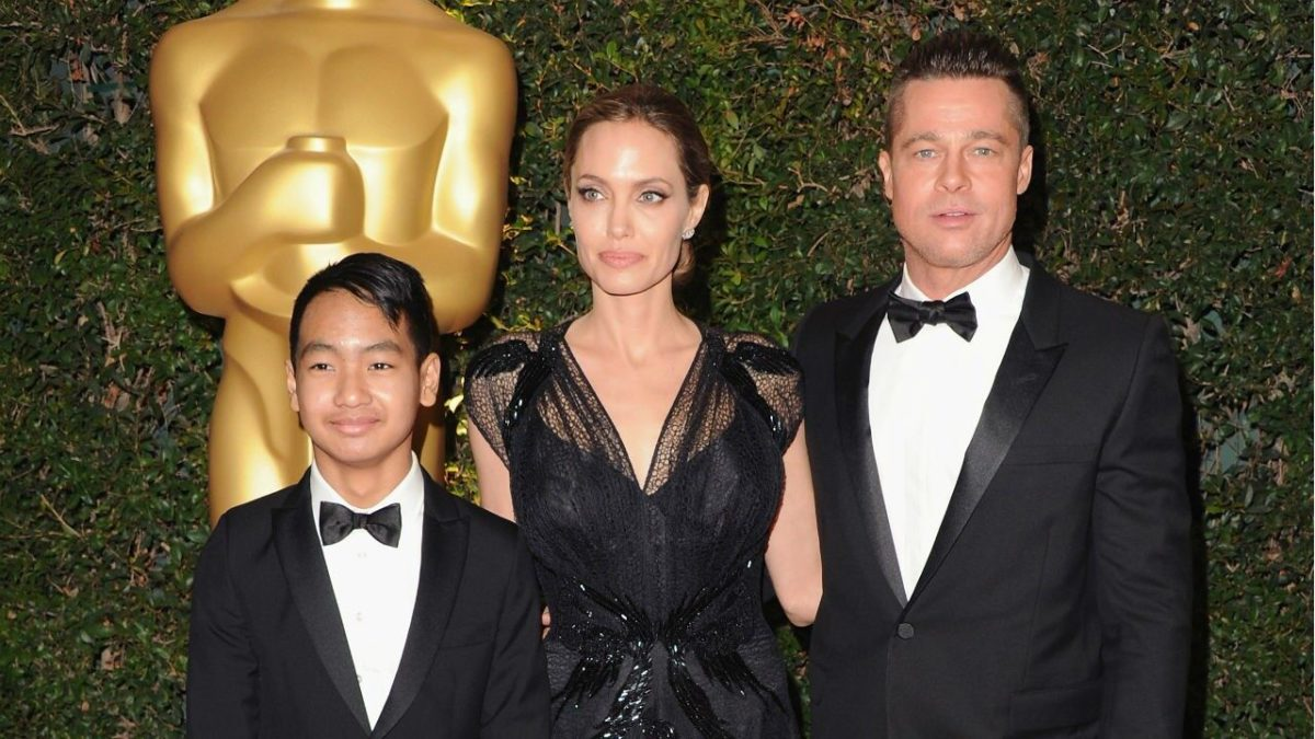 Angelina Jolie's Son Maddox Jolie-Pitt Clears The Air On Relationship With His Dad Brad Pitt