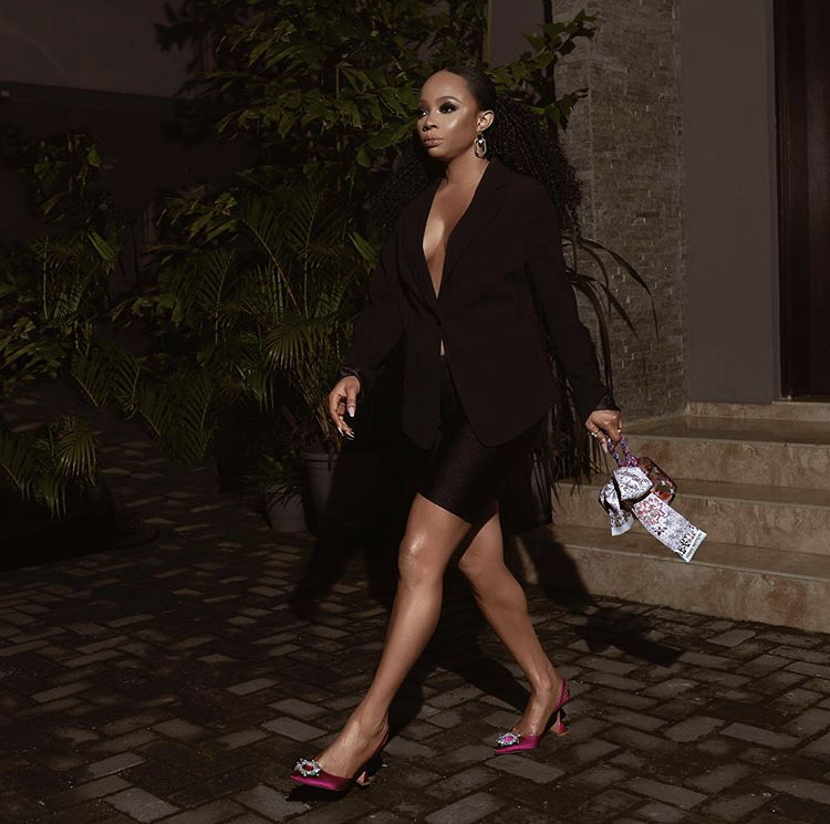 Toke Makinwa blesses the gram with beautiful photos