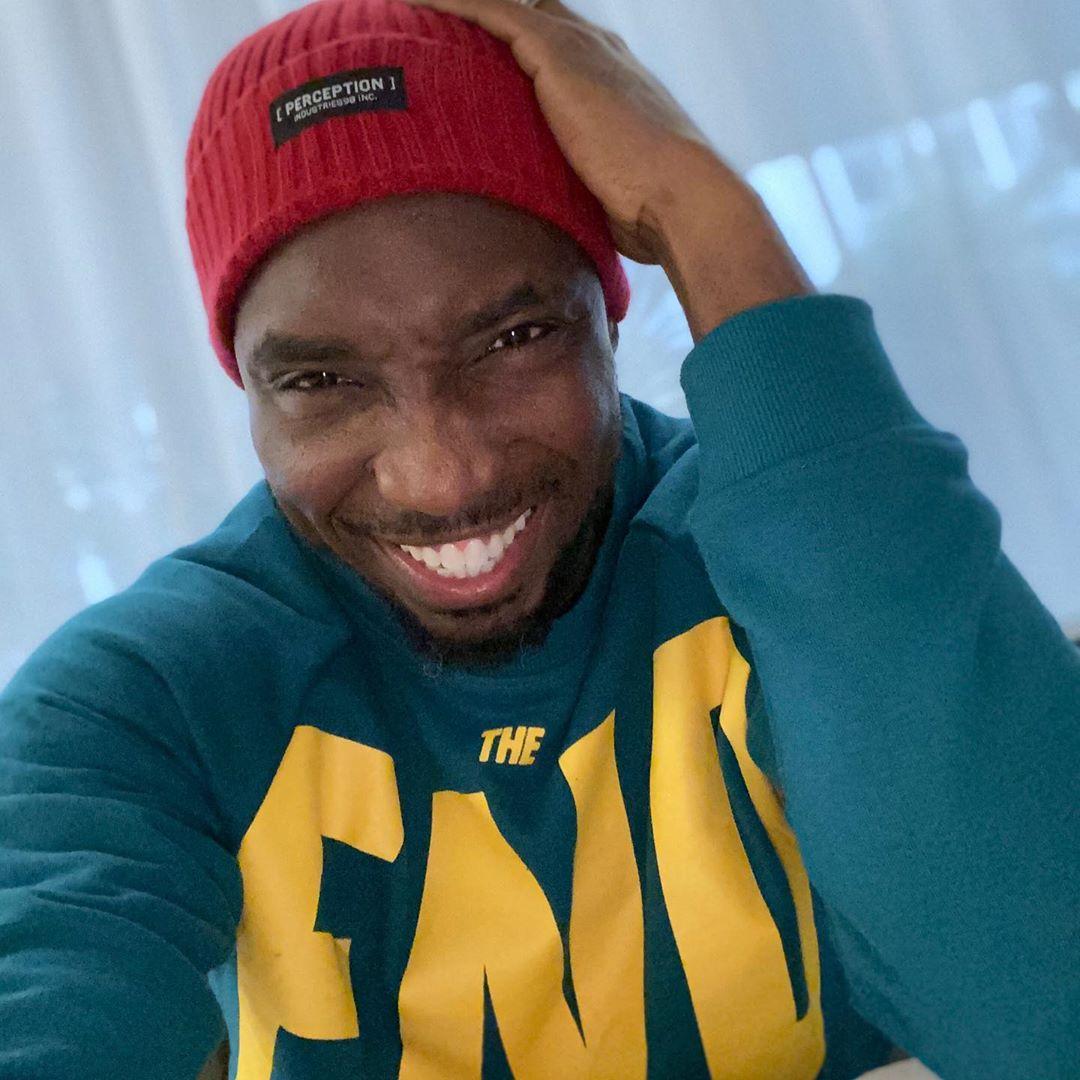 Timi Dakolo Appreciate God in New Photo