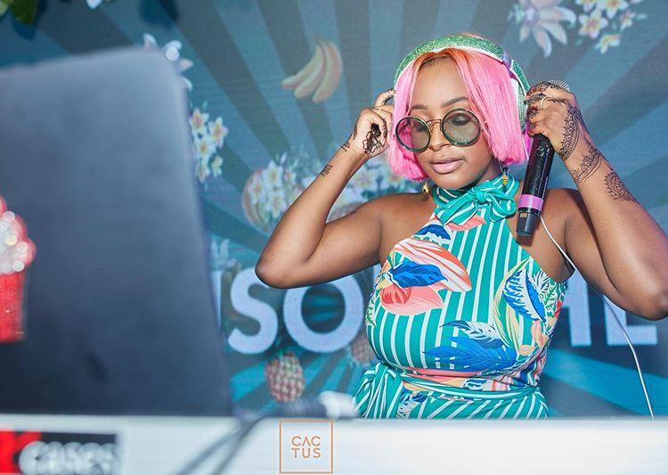 DJ Cuppy unveils tracklist for her new album 'Original Copy' (Photos)