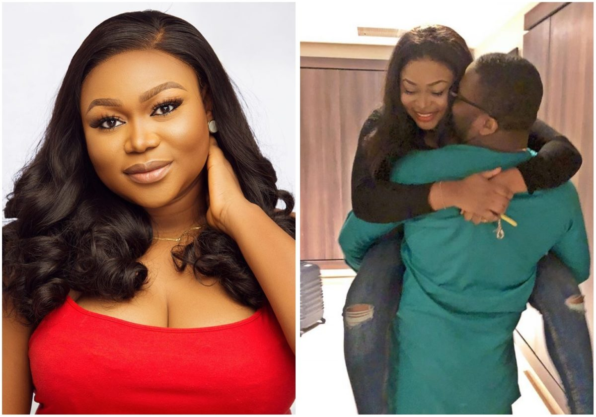 Actress Ruth Kadiri pens romantic message to celebrate Valentine's Day with husband