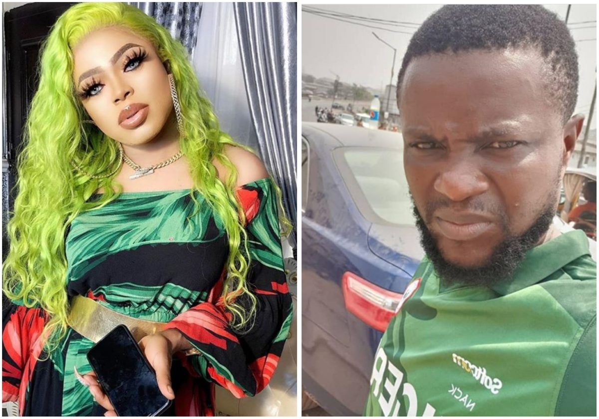 Bobrisky laments as his staff absconds with his new Benz and N600k