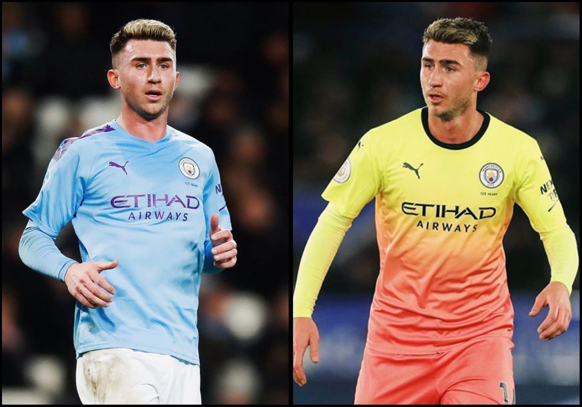 BREAKING: Man City defender Aymeric Laporte out for a month with Hamstring Injury