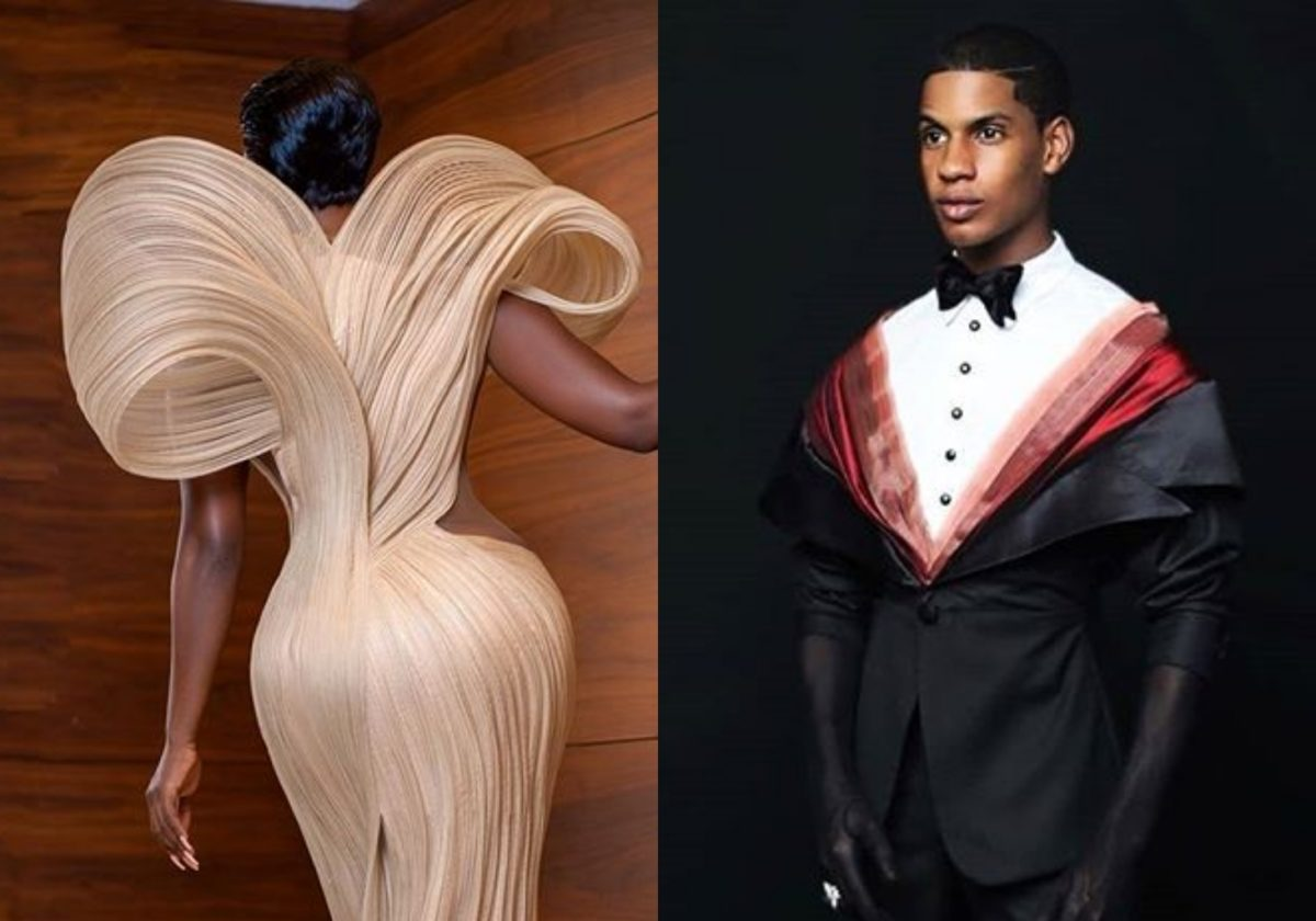 Celebrities rocked AMVCA red carpet