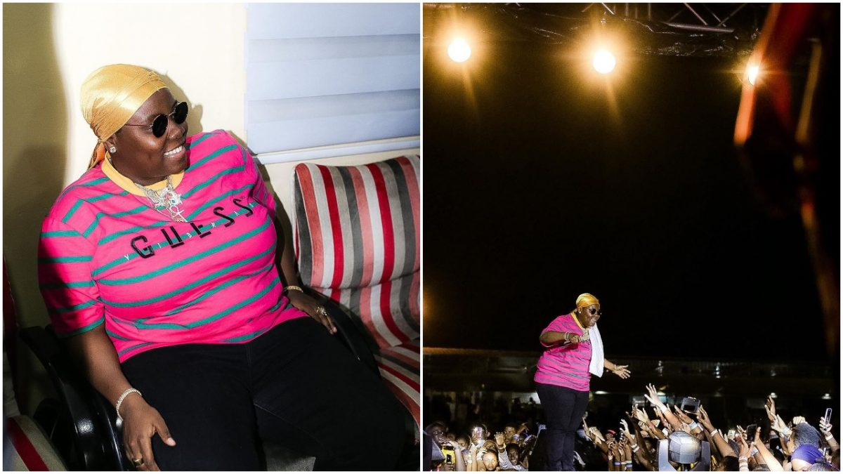 Teni shares hilarious throwback photo