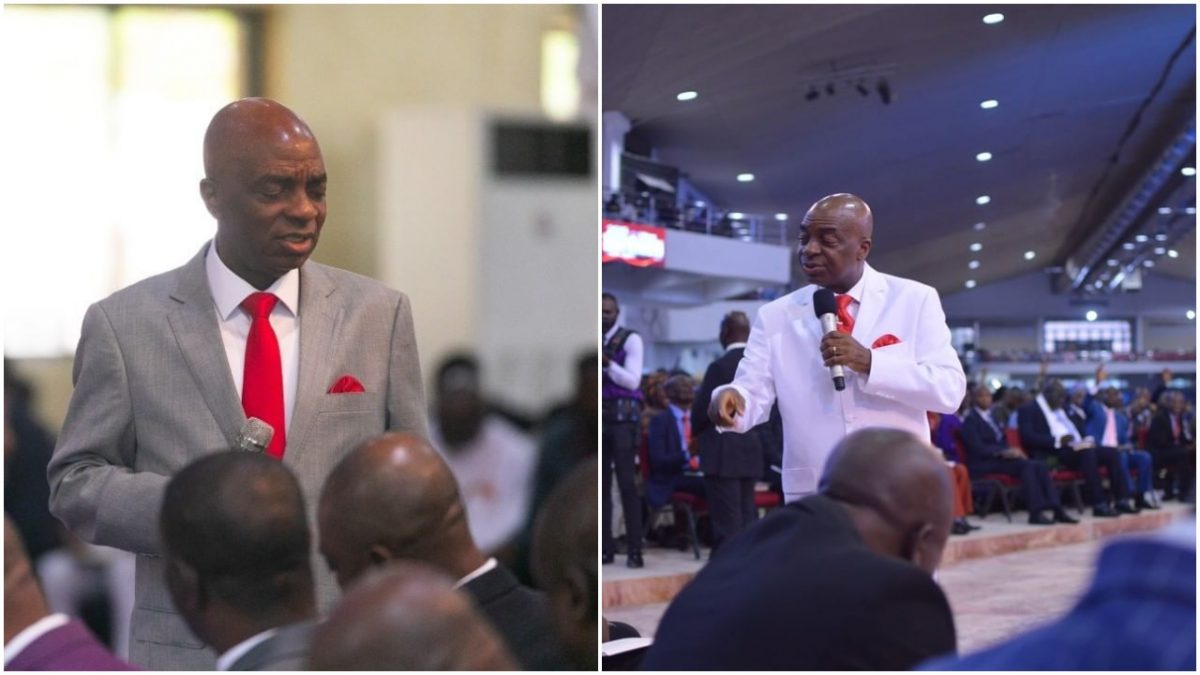 Oyedepo called out for running church service