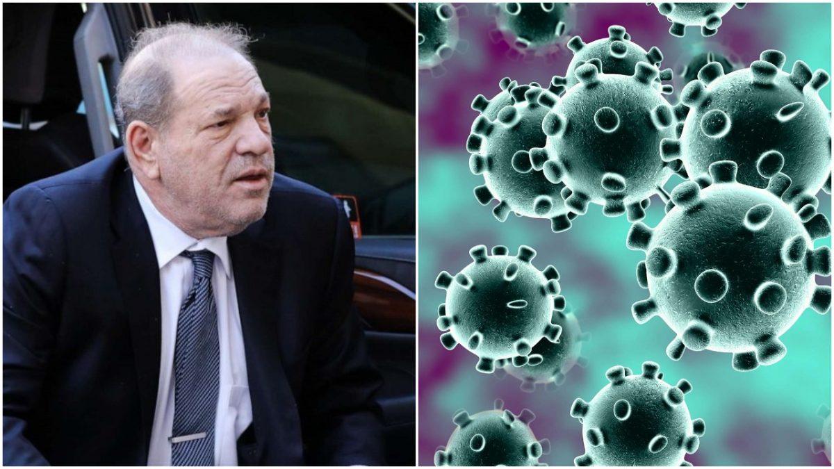 Sentenced American rapist test positive to Coronavirus