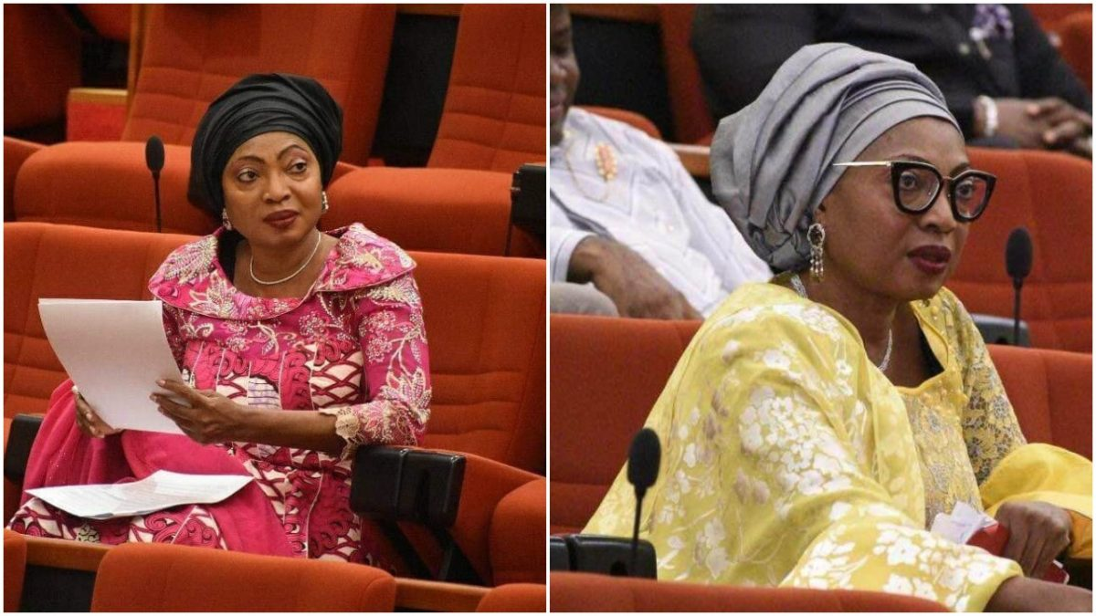 Nigerian senator dies in UK