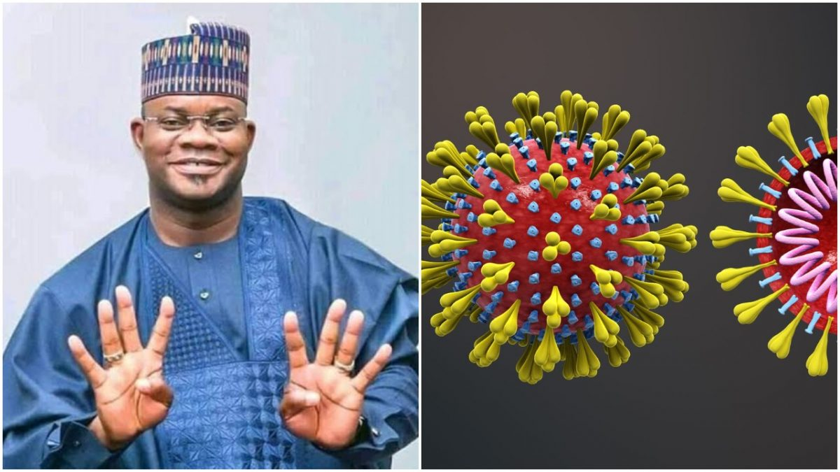 Kogi state governor tells haters