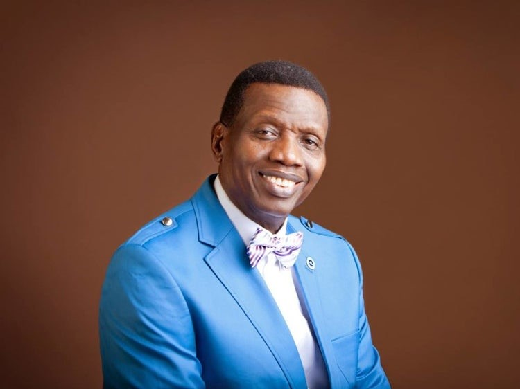 'I will kill you if you mess up with my wife' - Pastor Enoch Adeboye tell Nigerians
