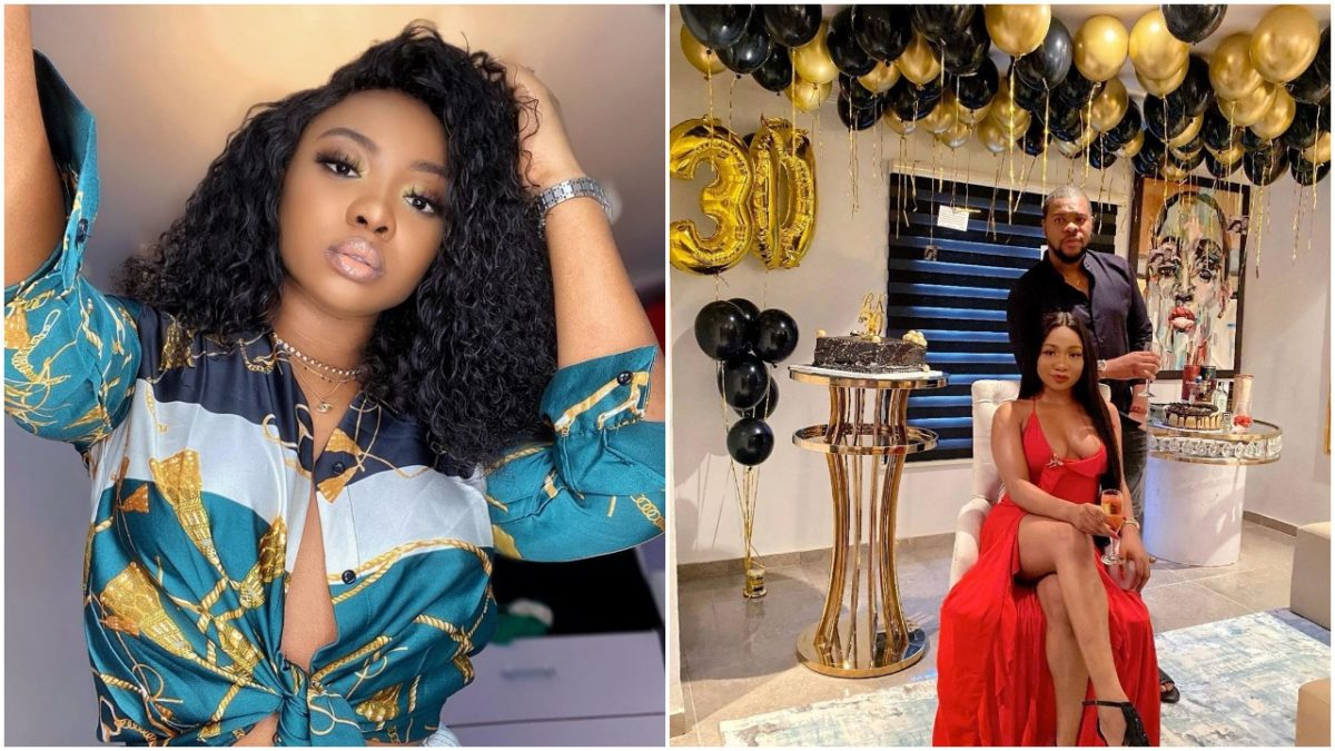 The love of my life is 30, i cant keep Calm - Mocheddah celebrates Husband
