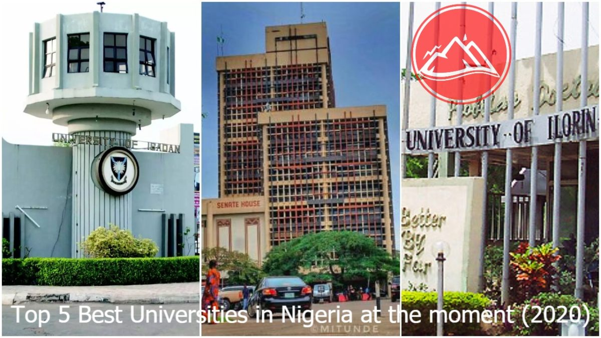 Top 5 Best Universities in Nigeria at the moment (2020)