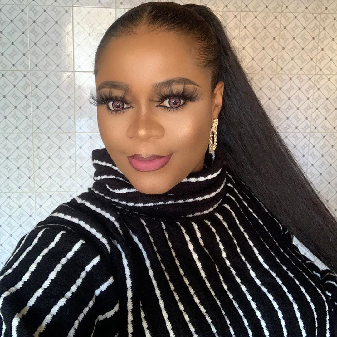 Stop using your beauty for the wrong reasons - Actress Didi Ekanem