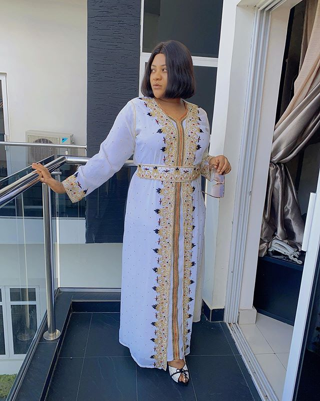 Nkechi Blessing trolled by fans