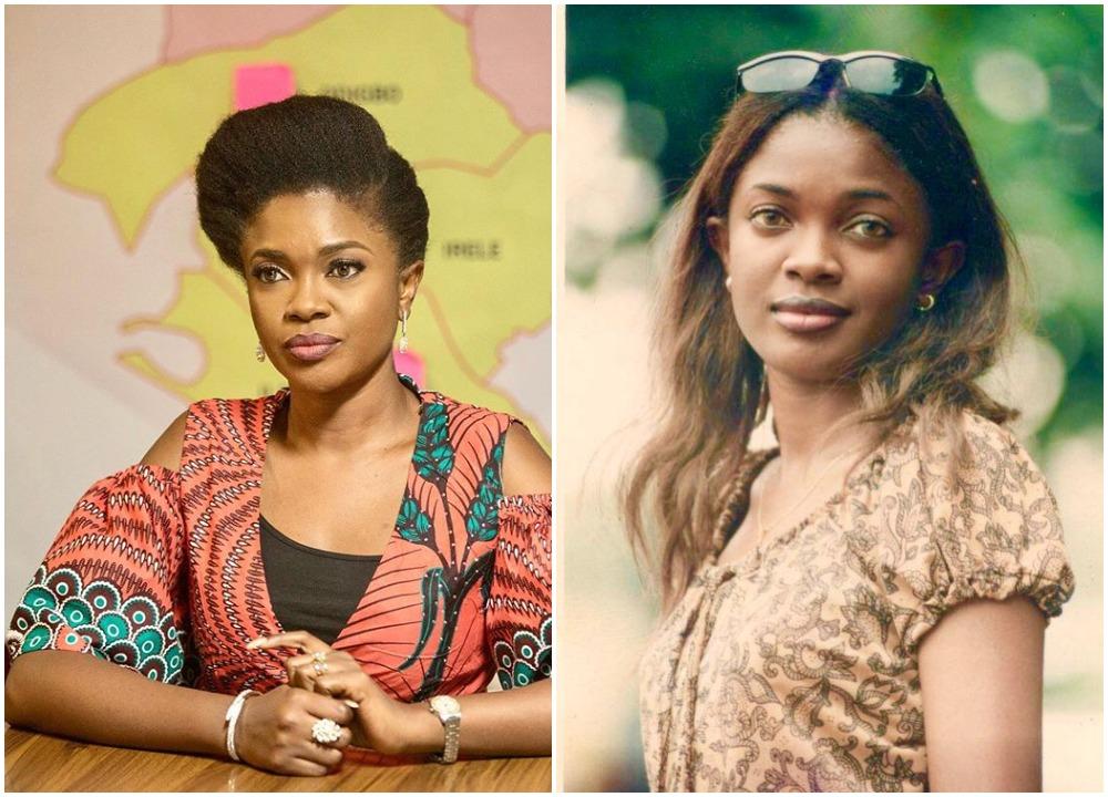 Actress Omoni Oboli shares 20 years old Photo