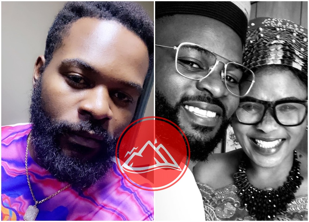 Just In case I don't say it enough, I love you very much - Falz to his Mom