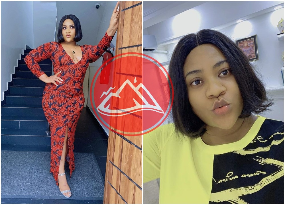 Nkechi Blessing turn heads on IG (Photos)