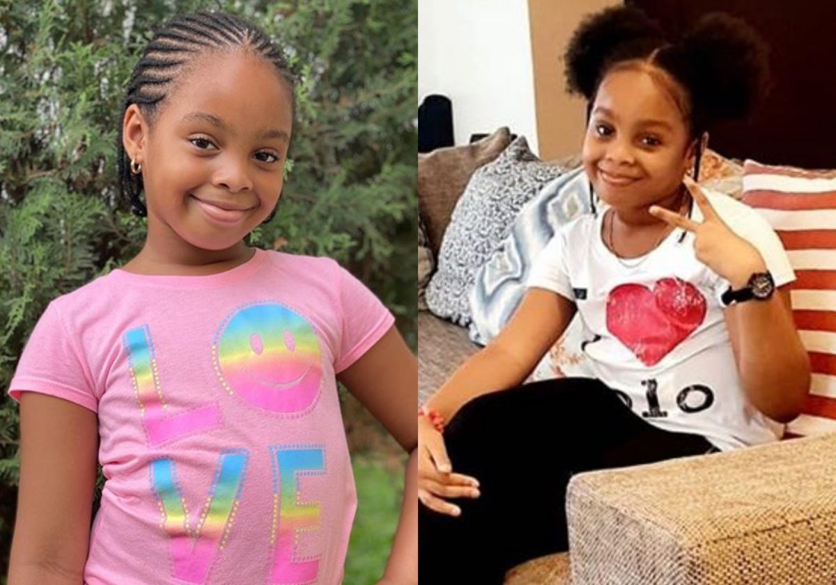"""""""You are incredibly smart"""" – Basket Mouth pens heartfelt message to celebrate daughter's birthday (Photos)"""