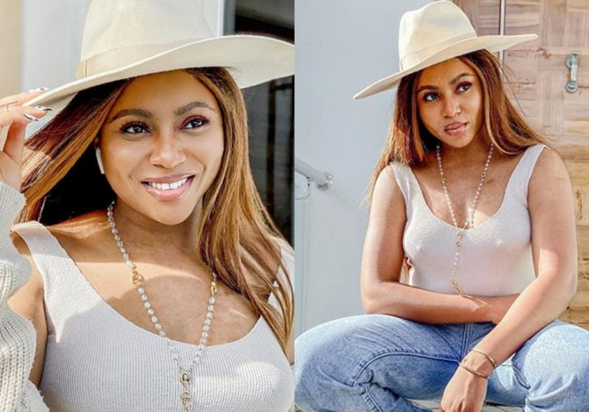 """""""Hot Cake"""" – Actress Stephanie Coker bless IG with hot post pregnancy photos"""
