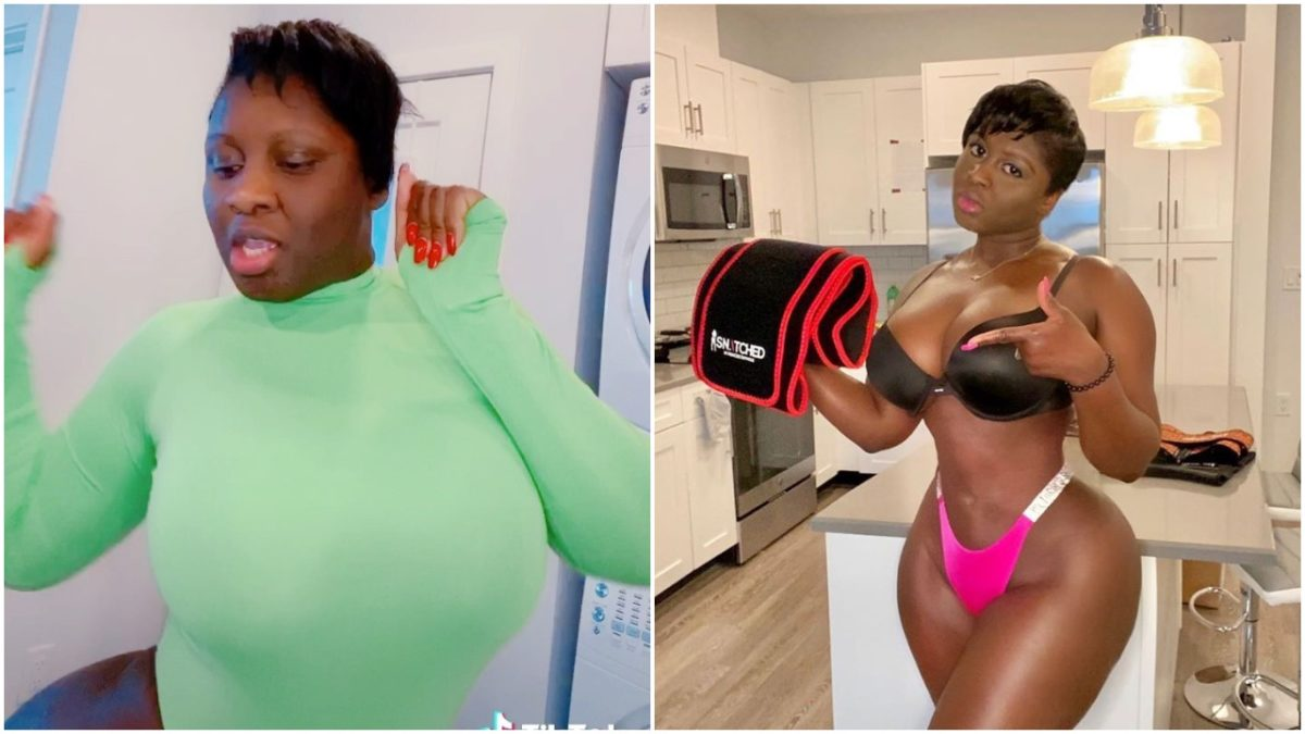 Princess Shyngle puts out her super curves to mark the holiday