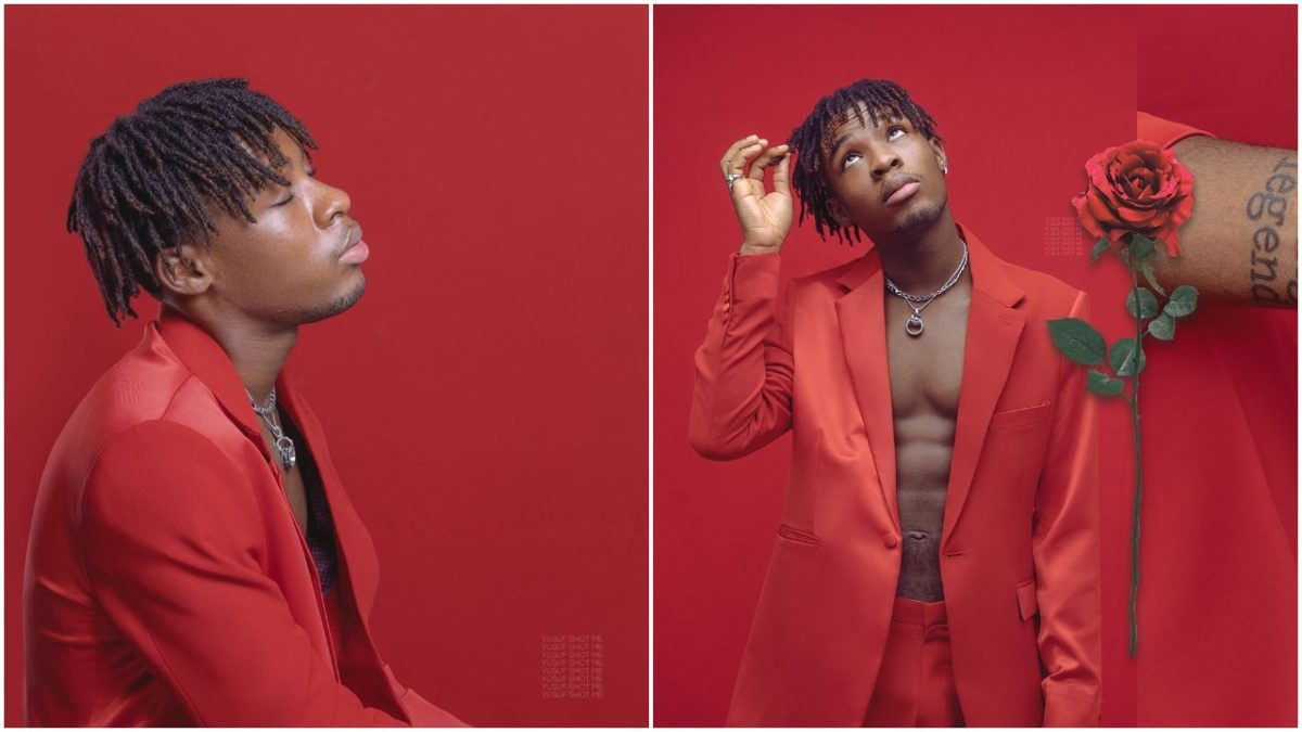 Up and coming music star, Joeboy celebrates birthday today (photos)