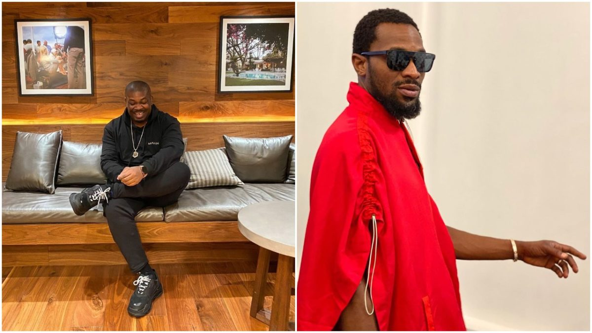 I never had money issues with D'Banj, we're still together - Don Jazzy