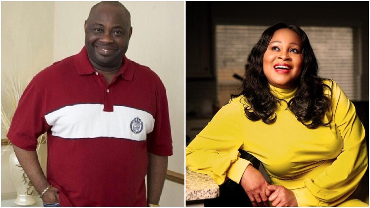 Bukky Wright Celebrates Dele Momodu as he turns 60