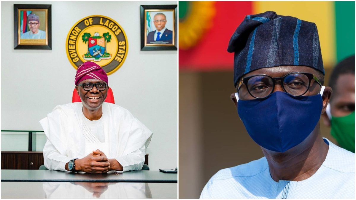 Lagos state Governor plays cartoon to celebrate Children's day (video)
