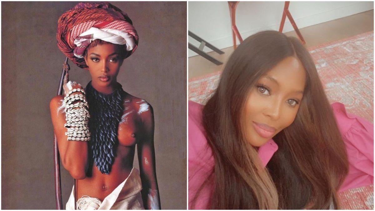 I'm tired and sad of our people dying endlessly, Naomie says as racism increases (photo)