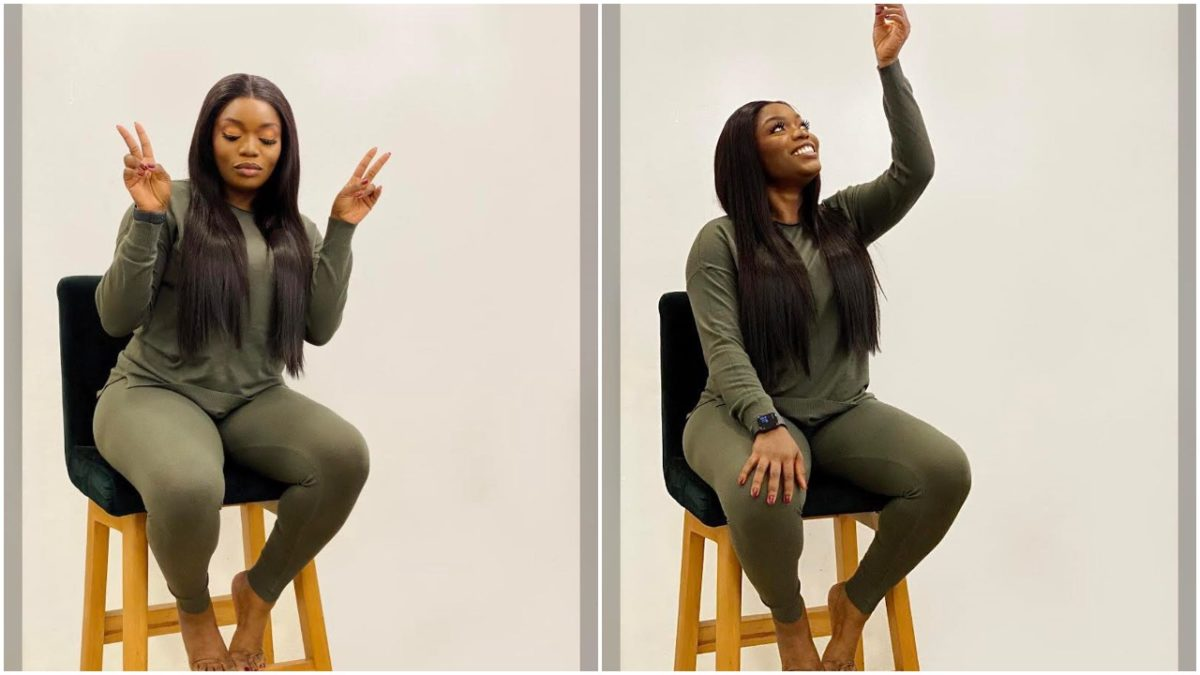 I light up the world with ideas - Nollywood actress, Bisola says.