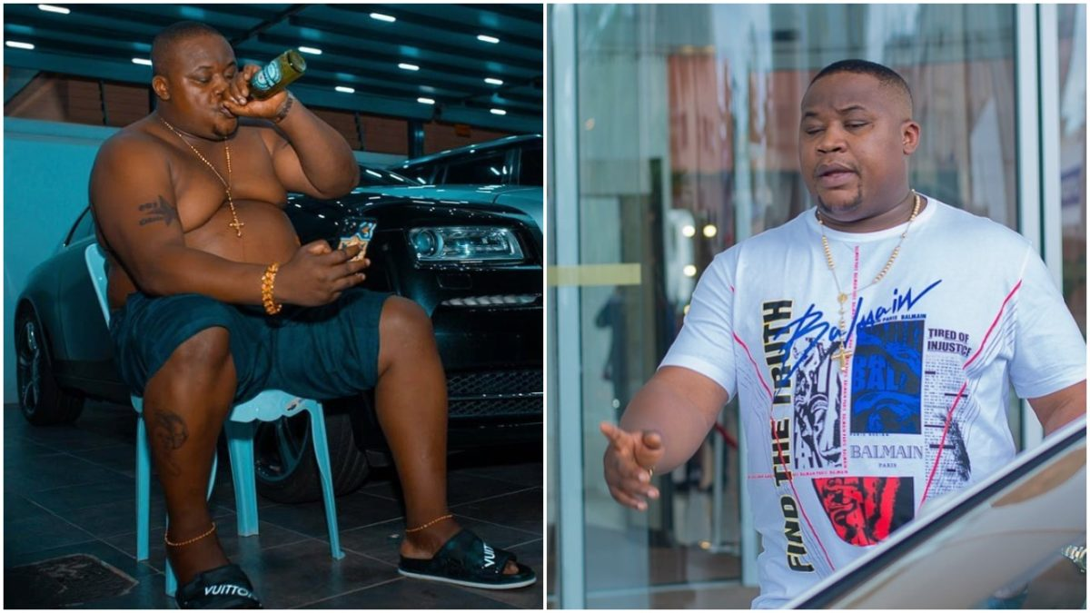 Na fat I fat, no be me be big brother - Cubana Chief Priest says