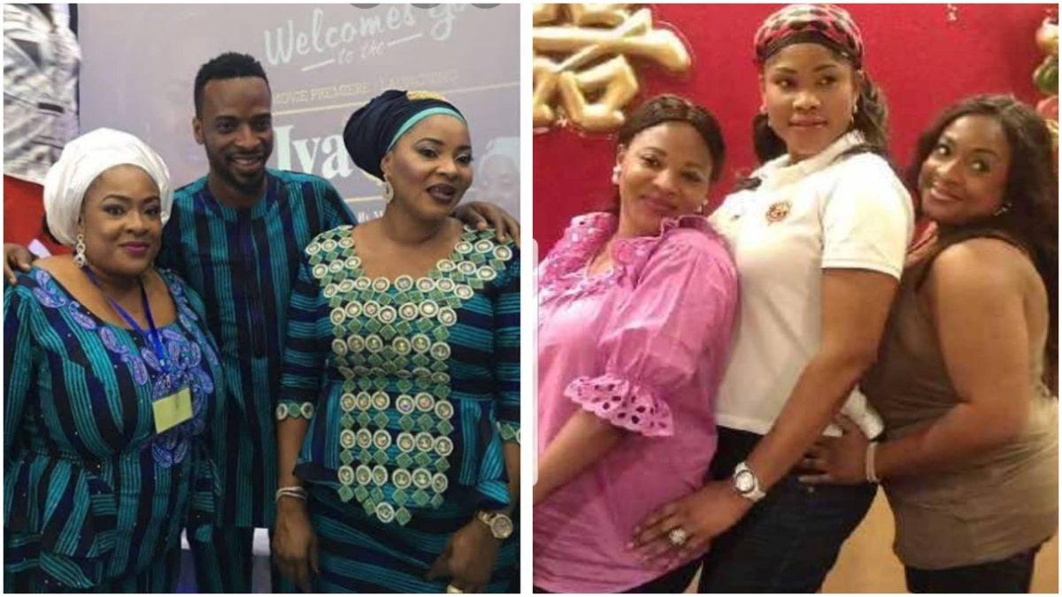 Nollywood actress Foluke Daramola Mourns Mojisola Olaiya
