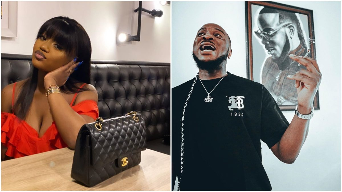 Davido's wife is about to speak out about Peruzzi (video)